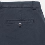Мужские брюки YMC Slim Fit Chino Blue фото- 1
