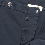 YMC Slim Fit Chino Men`s Trousers Blue photo- 3