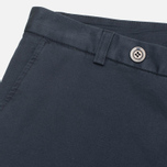 YMC Slim Fit Chino Men`s Trousers Blue photo- 2