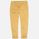 Мужские брюки YMC Slim Fit Chino Khaki фото- 0