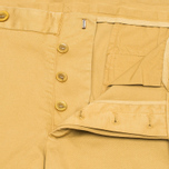 Мужские брюки YMC Slim Fit Chino Khaki фото- 3
