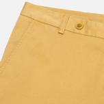Мужские брюки YMC Slim Fit Chino Khaki фото- 2