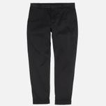 Мужские брюки YMC Slim Fit Chino Navy фото- 0