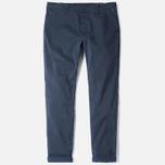 Мужские брюки YMC Tapered Navy фото- 0