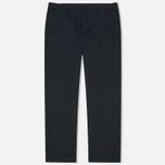 Мужские брюки YMC Thin White Duke Navy фото- 0