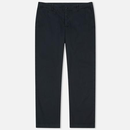 Мужские брюки YMC Thin White Duke Navy