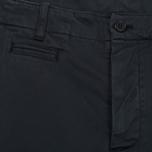 Мужские брюки YMC Thin White Duke Navy фото- 1