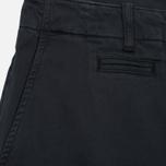 Мужские брюки YMC Thin White Duke Navy фото- 3