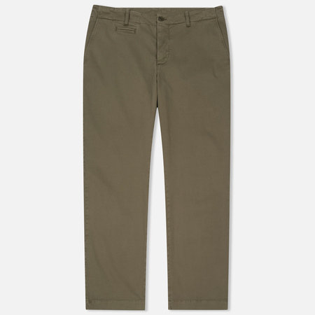 Мужские брюки YMC Thin White Duke Olive