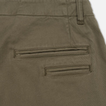 Мужские брюки YMC Thin White Duke Olive фото- 5
