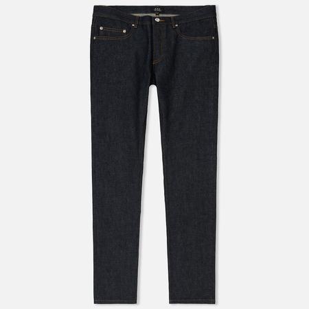 Мужские джинсы A.P.C. New Standard Denim Indigo