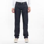 Мужские джинсы A.P.C. Petit Standard Indigo фото- 6