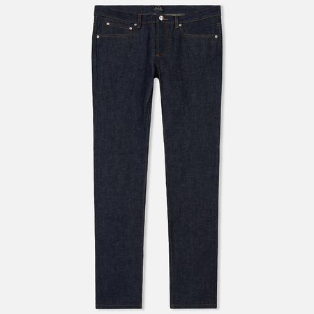 Мужские джинсы A.P.C. Petit Standard Indigo