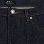 Мужские джинсы A.P.C. Petit Standard Indigo фото- 2