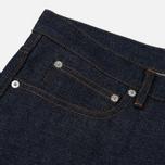 Мужские джинсы A.P.C. Petit Standard Indigo фото- 3