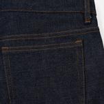 Мужские джинсы A.P.C. Petit Standard Indigo фото- 4