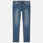 Мужские джинсы A.P.C. Petit Standard Indigo Washed фото- 0