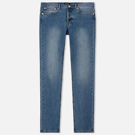 Мужские джинсы A.P.C. Petit Standard Indigo Washed