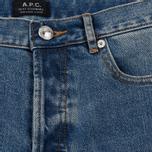 Мужские джинсы A.P.C. Petit Standard Indigo Washed фото- 2