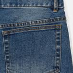 Мужские джинсы A.P.C. Petit Standard Indigo Washed фото- 4