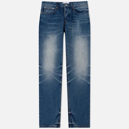 Мужские джинсы AMI AMI Fit Washed Blue