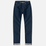 Мужские джинсы Blue Blue Japan J5371 Selvedge Denim Tapered Blue фото- 0
