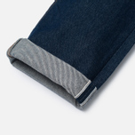 Мужские джинсы Blue Blue Japan J5371 Selvedge Denim Tapered Blue фото- 4