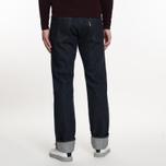 Мужские джинсы Blue Blue Japan Okura Regular Indigo фото- 7
