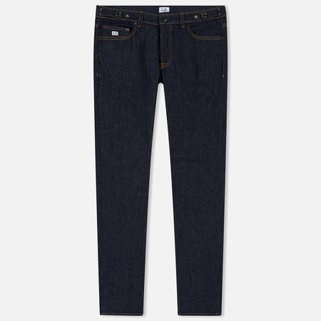 Мужские джинсы C.P. Company Five Pockets Slim Fit Unwashed Denim