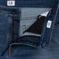 Мужские джинсы C.P. Company Regular Fit Five Pockets Stone Bleach фото - 1