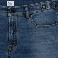 Мужские джинсы C.P. Company Regular Fit Five Pockets Stone Bleach фото- 2