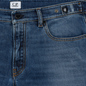 Мужские джинсы C.P. Company Regular Fit Five Pockets Stone Bleach фото - 2