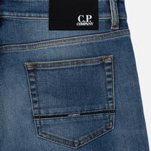 Мужские джинсы C.P. Company Regular Fit Five Pockets Stone Bleach фото- 4