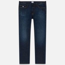 Мужские джинсы C.P. Company Regular Fit Five Pockets Stone Brushed фото- 0