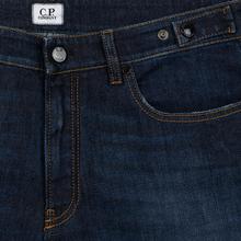 Мужские джинсы C.P. Company Regular Fit Five Pockets Stone Brushed фото- 2