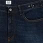 Мужские джинсы C.P. Company Regular Fit Five Pockets Stone Brushed фото - 2