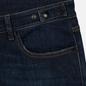 Мужские джинсы C.P. Company Regular Fit Five Pockets Stone Brushed фото - 3