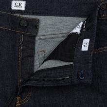 Мужские джинсы C.P. Company Regular Fit Five Pockets Unwashed Denim фото- 1