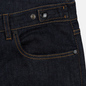 Мужские джинсы C.P. Company Regular Fit Five Pockets Unwashed Denim фото - 3