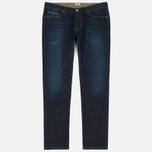 Мужские джинсы C.P. Company Trou Five Pockets Regular Blue фото- 0