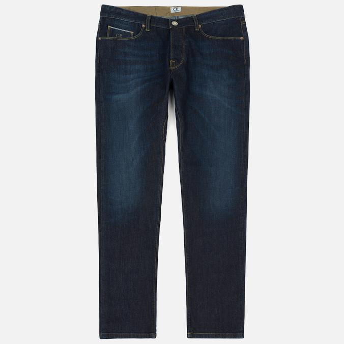 Мужские джинсы C.P. Company Trou Five Pockets Regular Blue