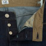 Мужские джинсы C.P. Company Trou Five Pockets Regular Blue фото- 2