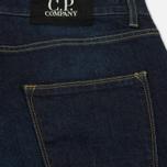 Мужские джинсы C.P. Company Trou Five Pockets Regular Blue фото- 4