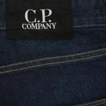 Мужские джинсы C.P. Company Trou Five Pockets Regular Blue фото- 5
