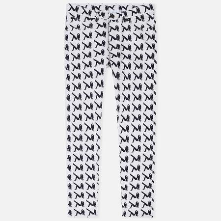 Мужские джинсы Calvin Klein Jeans Est. 1978 Icon Narrow Leg All Over Print Brooke Black