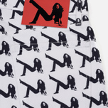 Мужские джинсы Calvin Klein Jeans Est. 1978 Icon Narrow Leg All Over Print Brooke Black фото- 4