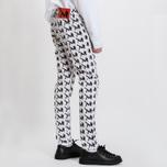 Мужские джинсы Calvin Klein Jeans Est. 1978 Icon Narrow Leg All Over Print Brooke Black фото- 8