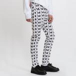 Мужские джинсы Calvin Klein Jeans Est. 1978 Icon Narrow Leg All Over Print Brooke Black фото- 7