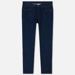 Мужские джинсы Calvin Klein Jeans Est. 1978 Narrow Leg Panel Rinse Indigo фото- 0
