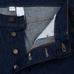 Мужские джинсы Calvin Klein Jeans Est. 1978 Narrow Leg Panel Rinse Indigo фото- 1